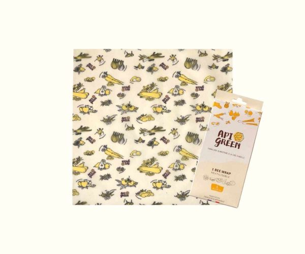 Pack Bee Wrap Large